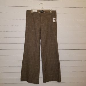 Plaid pants by Gap
